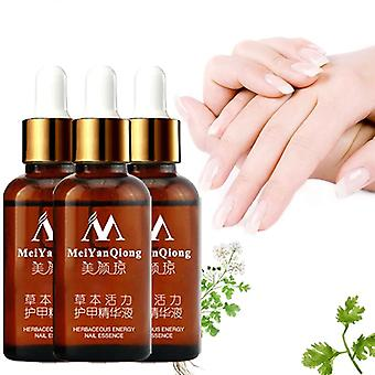 3pcs/lot Anti Fungus Removal Infection Used For Nail Treatment Repair- Essence Nail And Foot Hand Care Whitening