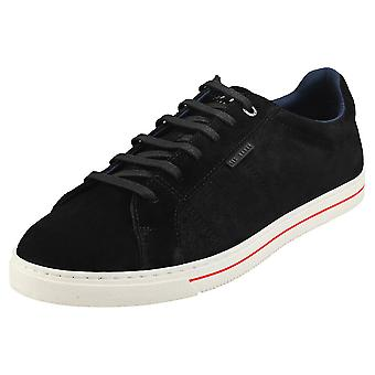 Ted Baker Eppand Mens Fashion Trainers in Black