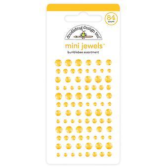 Doodlebug Design Bumblebee Mini Juveler (84pcs) (6718)