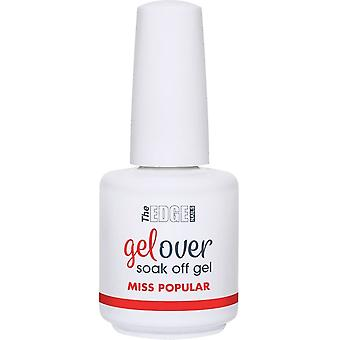 The Edge Nails Gelover 2019 Soak-Off Gel Polish Collection - Miss Popular 15ml (2003337)
