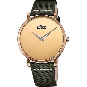Lotus - Wristwatch - Men - 18782/1 - Minimalist