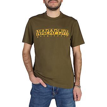 Napapijri solanos men's kurze Ärmel T-shirt