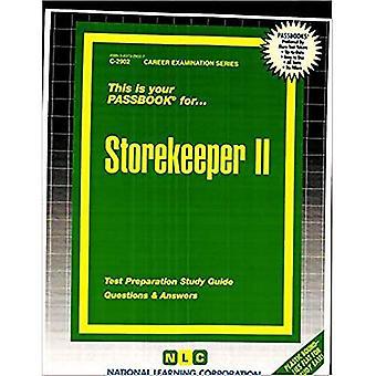 Storekeeper II: Passbooks Studieguide