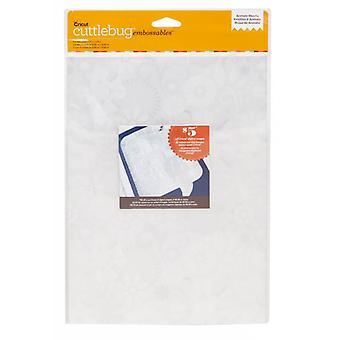 Cricut Cuttlebug Acetaat Vellen 5Pc (2002223)