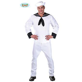 Costume marinaio per marinaio marinaio costume uomo Carnevale Navigator