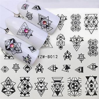 Crystal Design Falešné tipy Nehty Art Builder pro manikúru