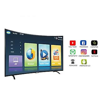 Matrix 32-Zoll Smart Television Led Curved Screen Tv Android mit Dvb-t2 S2