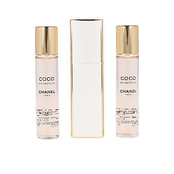 Chanel Coco Mademoiselle Edp Spray Twist & Spray 3 X 7 Ml für Frauen