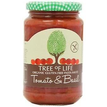 Tree Of Life - Tomato & Basil Sauce - Organic