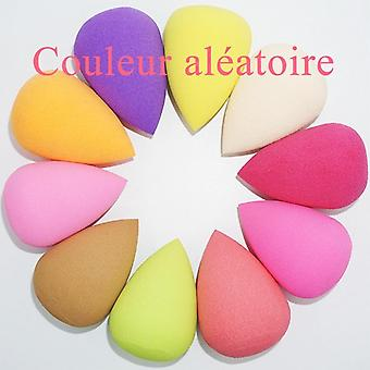 Multi Color Makeup Sponge Puff Base - Cosmetic Sponge Puff Smooth Soft For Make Up