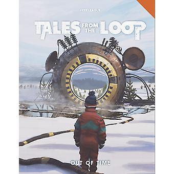 Out of Time Tales from the Loop RPG