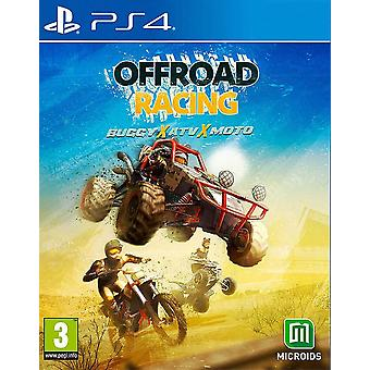 Off-Road Racing PS4 Game