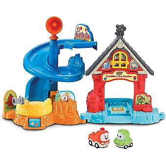 VTech Toot-Toot Drivers Cory Carson Freddie's Fire Station