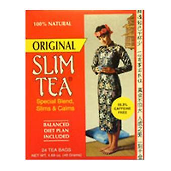 Hobe Labs Slim Tea, alkuperäinen 24 laukkua