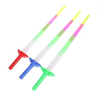 Rainbow Laser Sword, Extendable Light Up Sticks