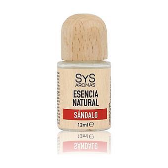 Sandalwood Natural Essence 12 ml