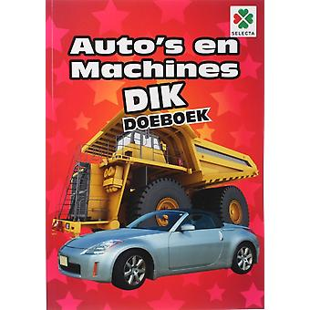 auto's and machines thick dobook