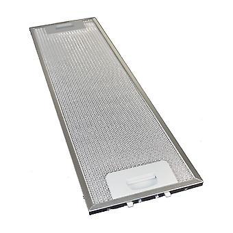 Univerzální digestoř Kovový filtr maziva 165mm x 524mm