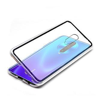 Dubbelsidigt magnetiskt mobilskal för Xiaomi Redmi K30