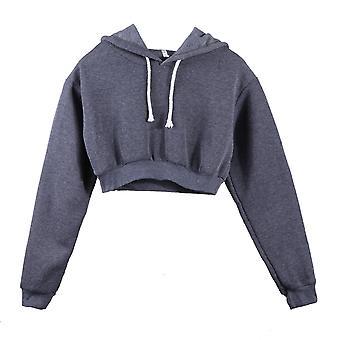 Trunchiat Hoodie Gym, Femei Doamnelor Moda Full Hoodie Coats