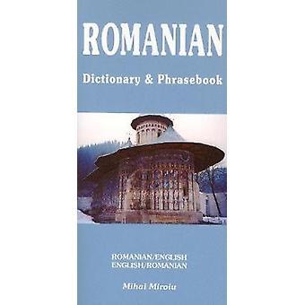 Romanian-English/English-Romanian Dictionary & Phrasebook