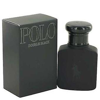 Polo Doble Negro por Ralph Lauren Eau De Toilette Spray 1.36 Oz (hombres) V728-443331