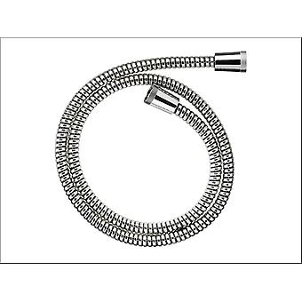 Croydex PVC Hose Chrome 1.25m AM168641PB