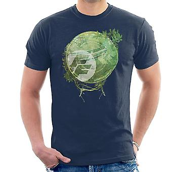 Fast and Furious Floral Montage Men's T-Shirt