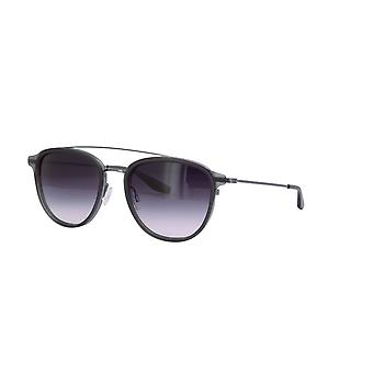 Barton Perreira Courtier BP0014 2JO Matte Dusk-Pewter/Smoke Gradient Sunglasses