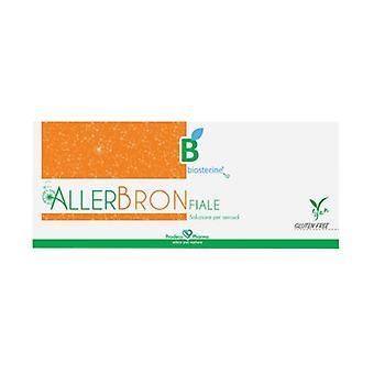 Allerbron Biosterine 10 vials
