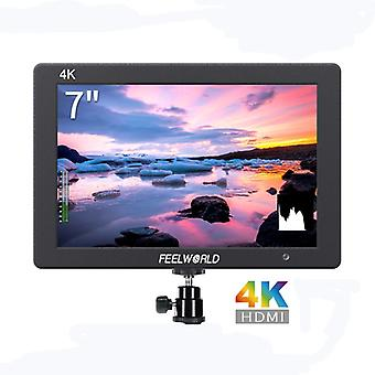 FEELWORLD T7 7 Inch IPS 1920x1200 HDMI Pe Camera Field Monitor Suport 4K Intrare Ieșire Video Monitor
