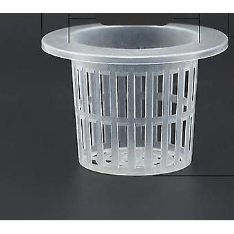 Hydroponic Colonization Mesh Pot, Net Cup Basket