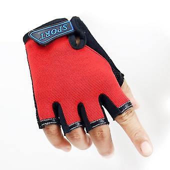 Half Finger Anti-slip Gloves For Bicycle Cycling Luvas