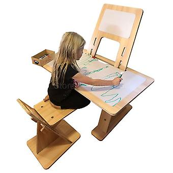Learning Desk,'s Desk, Desk, Desk And Chair Set, Tegnebræt,