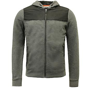 Sergio Tacchini Iraklen Zip Upp Mens Track Top Jacket Grå 37680 941 A114A