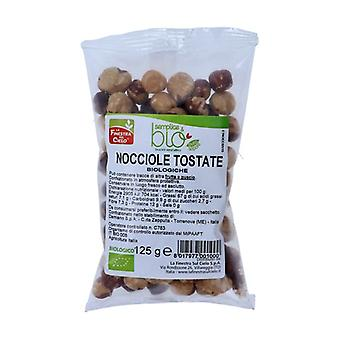 Simple & organic - roasted hazelnuts 125 g