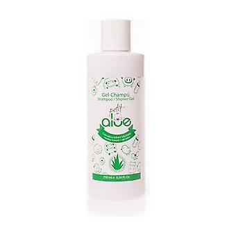 Petit Aloe Vera Gel Shampoo 250 ml