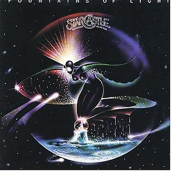 Starcastle - Fountains of Light [CD] USA import