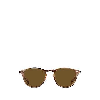 Garrett Leight HAMPTON SUN khaki tortoise unisex sunglasses