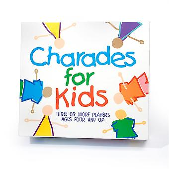 University Games Charades For Kids
