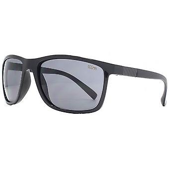Suuna Carbon Fibre Detail Sunglasses - Shiny Black