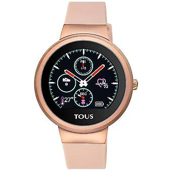 Tous watches rond watch for Women Analog Quartz with Silicone Bracelet 000351690