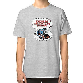 Thomas The Tank Engine & Friends T Shirt Vintage Rétro