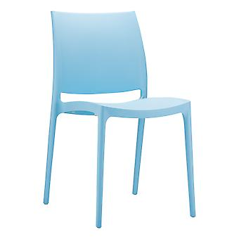 Spek Side Chair - Light Blue