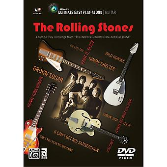 Ultimate Easy Guitar Play-Along: Les Rolling Stones