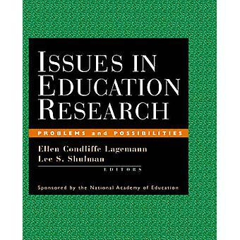 Koulutuksen tutkimuksen ongelmat - Ellen Conin ongelmat ja mahdollisuudet