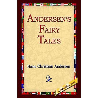 Andersen's Fairy Tales by Hans Christian Andersen - 9781421807553 Book