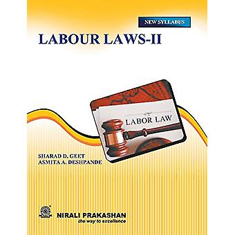 Labour Laws II by S D Geet - 9789383750795 Book