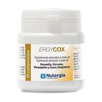 Ergycox 30 tablets