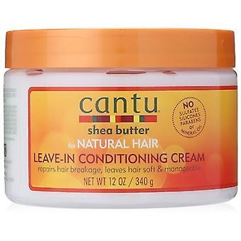 Cantu Natutal Hair Leave In Conditioning Cream 340 gr
